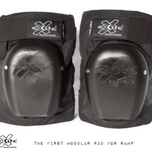 The Pro-Max ; the original modular knee pad